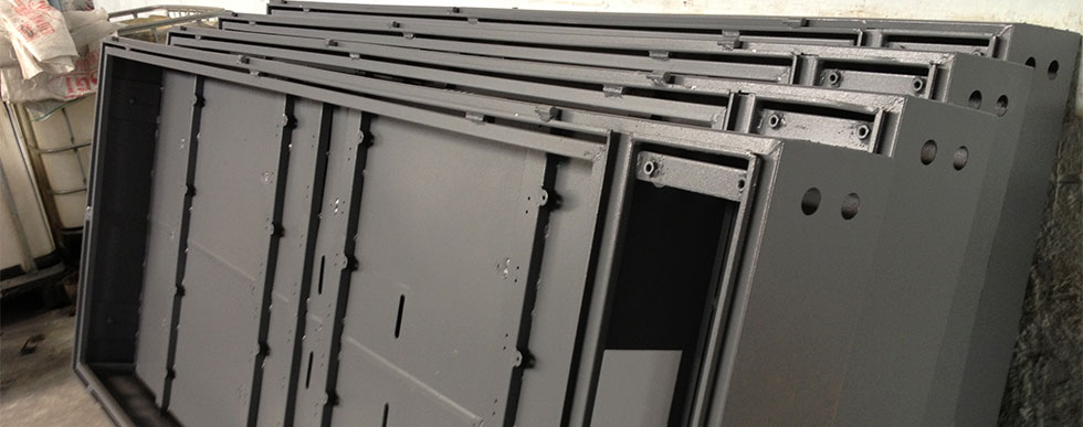 Powder Coating for Doors